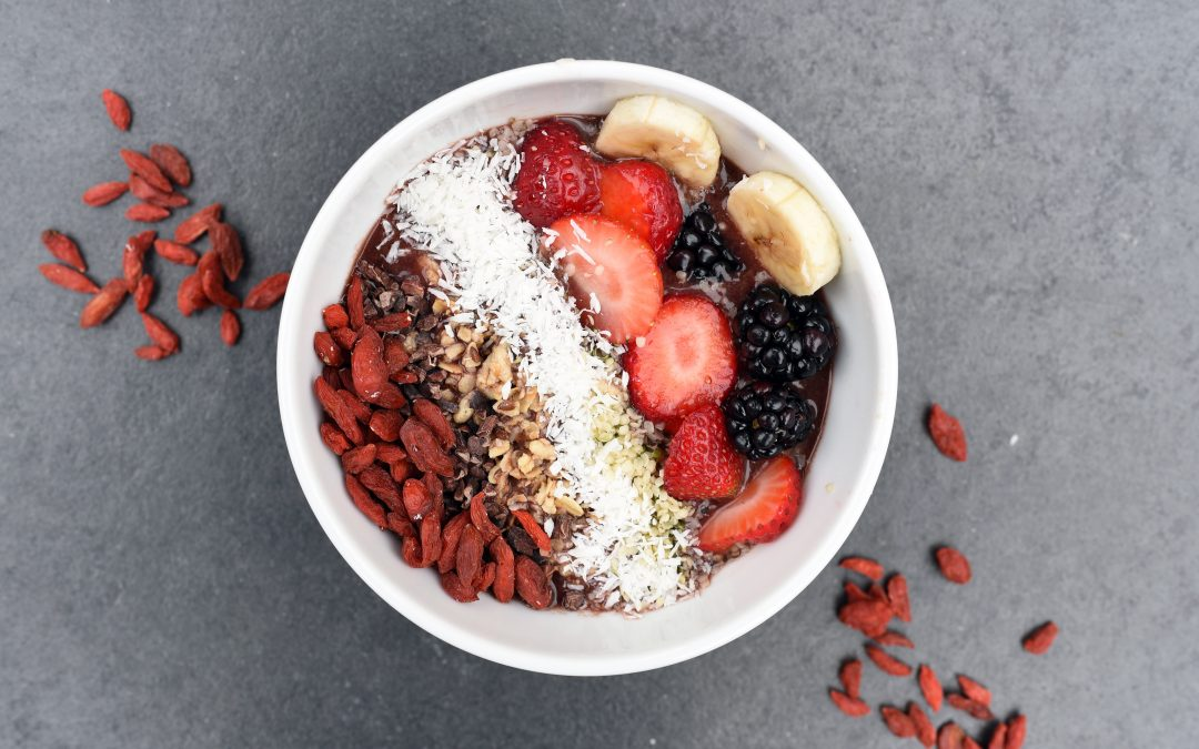 The Healthy Habits Series: Breakfast Boosters